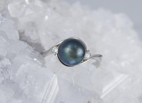 Tahitian Pearl Grace Ring