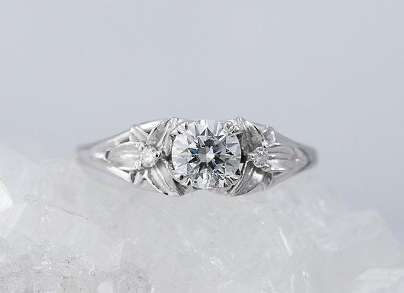 Trillium Diamond Ring