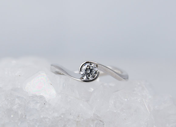 Grace Solitaire Ring