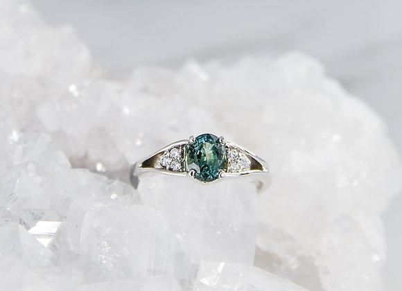 Montana Sapphire Dawn Ring