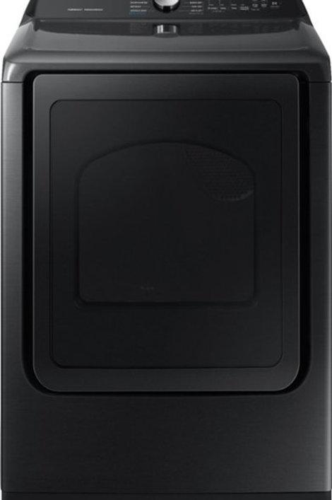 .4 Cu. Ft. 12-Cycle Fingerprint Resistant Gas Dryer with Steam - Fingerprint Res