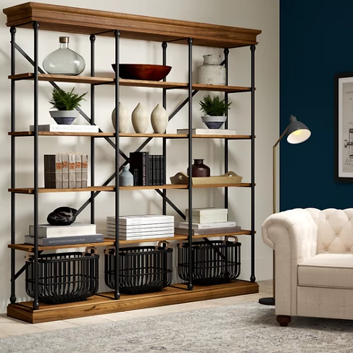 Poynor Library Bookcase