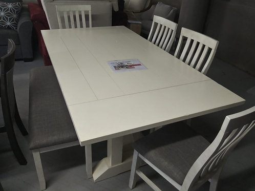 6 Pieces Dining table