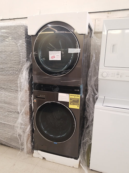 4.5 Cu.Ft. 6-Cycle Front-Load Washer and 7.4 Cu.Ft. 6-Cycle Electric Dryer