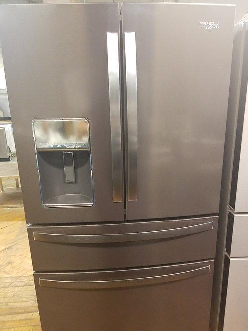Whirlpool 26.2-cu ft 4-Door French Door Refrigerator with Ice Maker