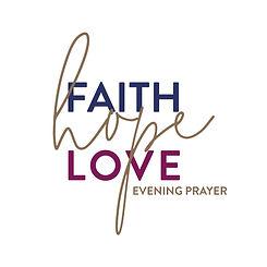 WEBSITE Square - Evening Prayer Faith Ho