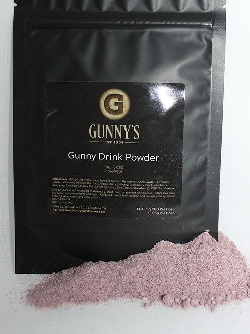 Gunny's Drink Powder