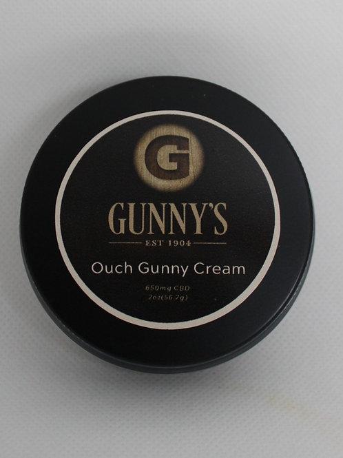 Ouch Gunny Cream (2oz)