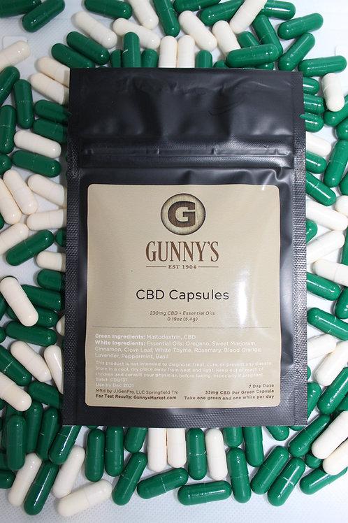 Gunny CBD-EO Shots