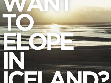Want To Elope In Iceland?