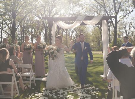 Wedding at Venue at the Grove in Phoenix, Arizona