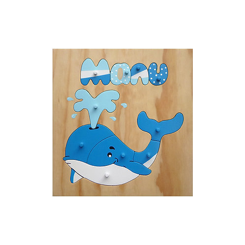 Whale name puzzle