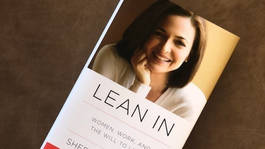 The book Lean In was published in 2013 and more than 4 millions of copies have been sold all over the world