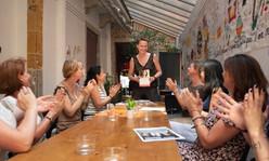 Lean In Lyon - circle meeting