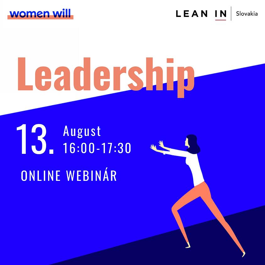 Women Will - Leadership