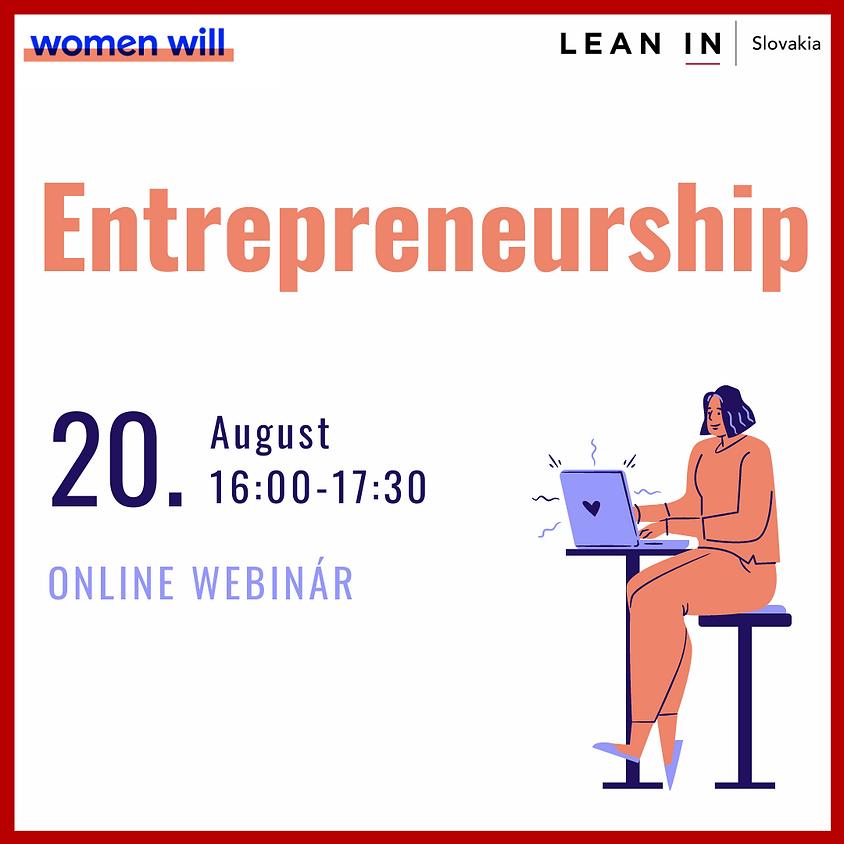 Women Will - Entrepreneurship