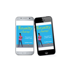 Royalty is Fed Up! Children's eBook