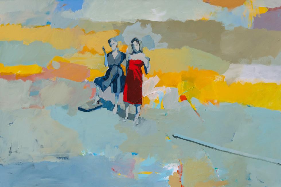 Leszek Skurski - Mad Men - 80x120 cm - A