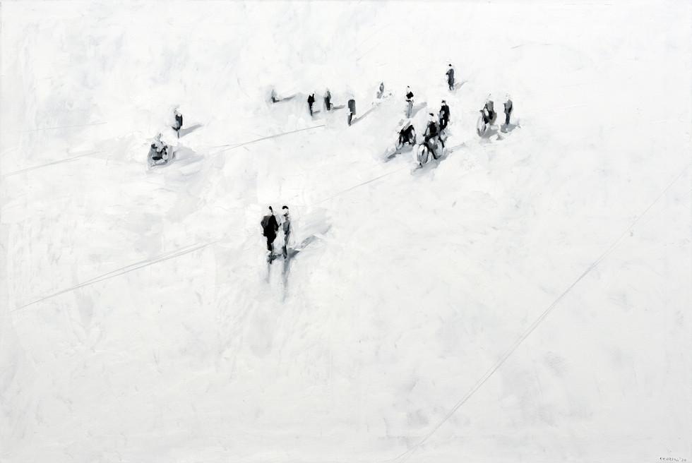 Leszek Skurski - Metropolitan - 100x150