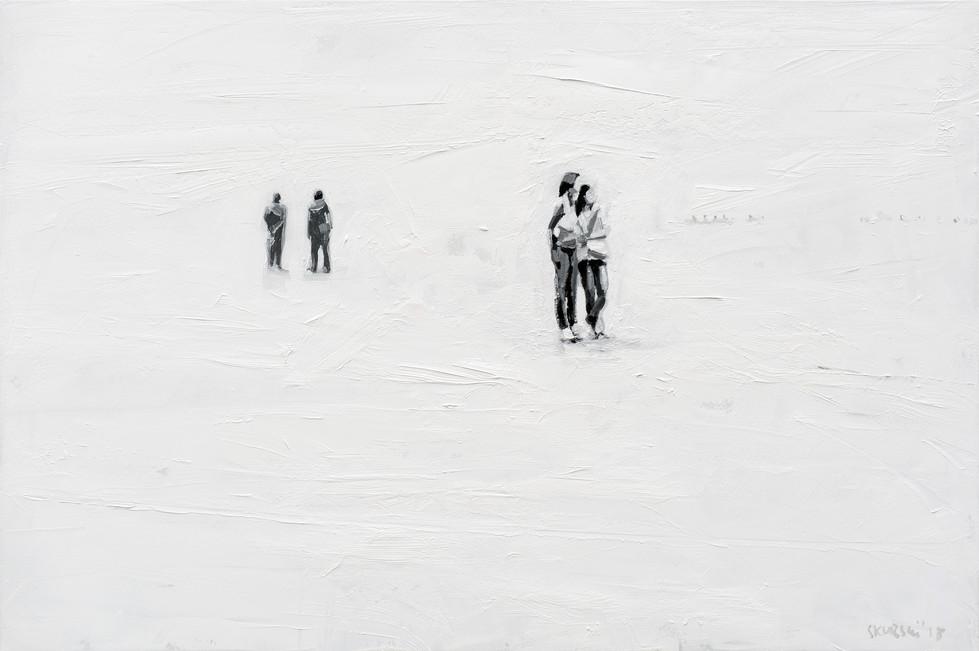 Leszek Skurski - - Job - 80x120 cm - Acr