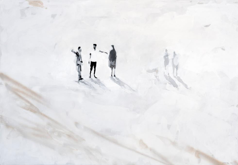 Leszek Skurski - Save Yourself - 90x130