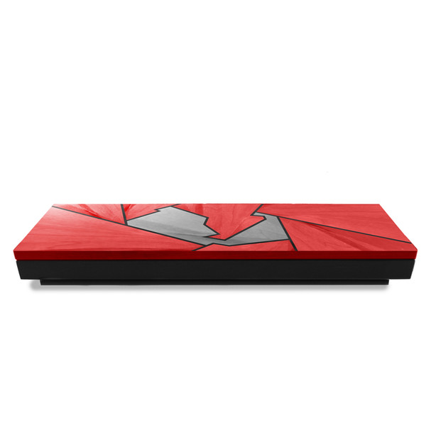 Ivar Silverstone Accassory Box Red