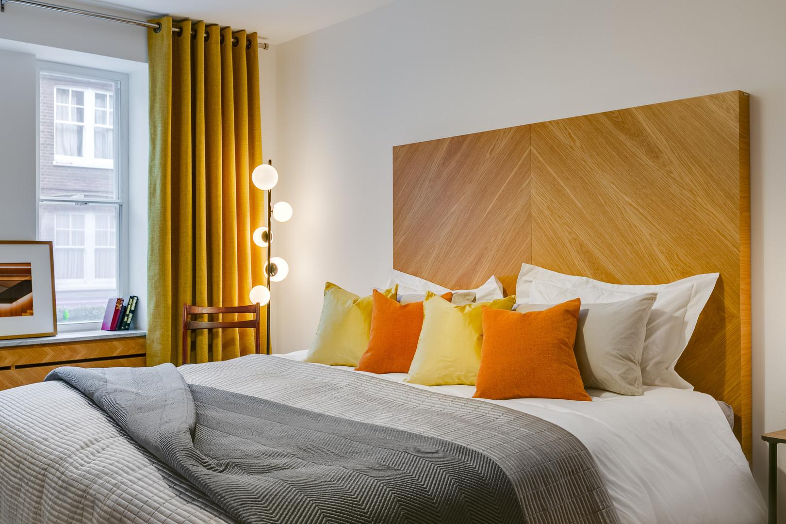 Rochester Row Master Bedroom