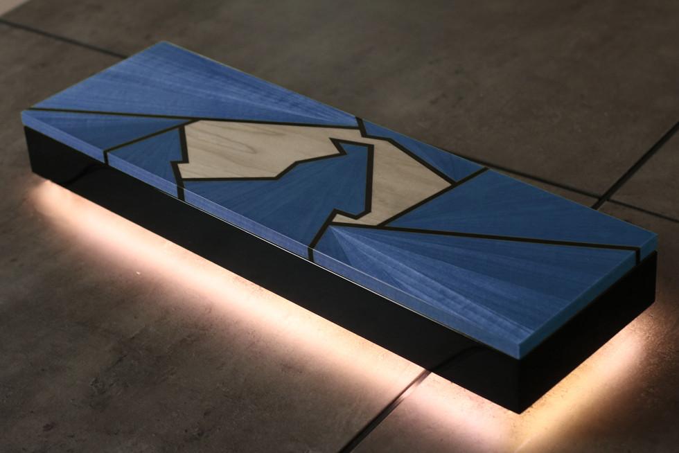 SILVERSTONE BLUE