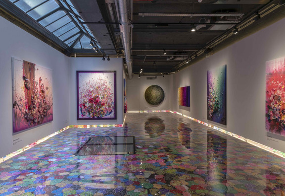 Unit London art gallery – shaking up London's art market