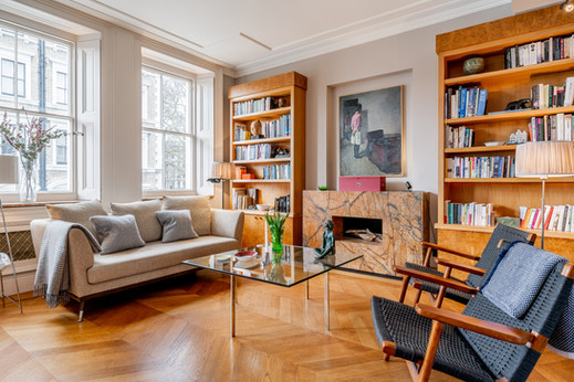Is there a London interior design style?