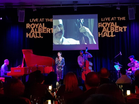 Royal albert Hall Jazz Night