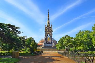Albert Memorial, Kensington Gardens