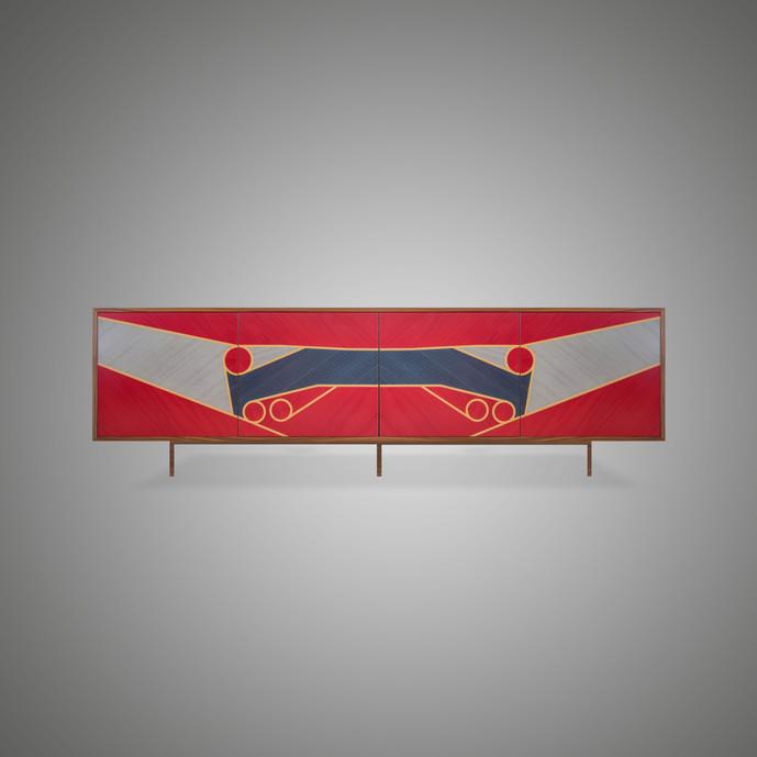 Ivar London - Aston side cabinet
