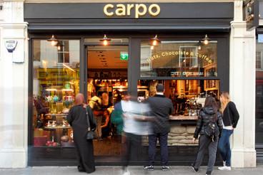 Carpo Nuts, Chocolate & Coffee