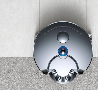Dyson's robot vacuum cleaner