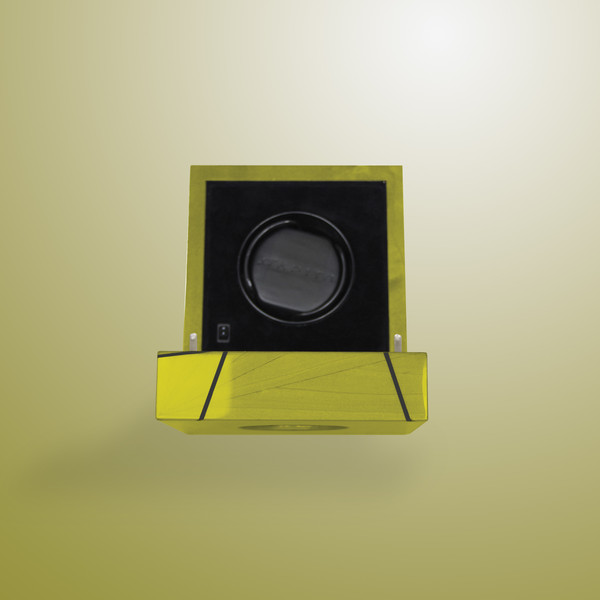 Ivar London - Time lines watch winder - green