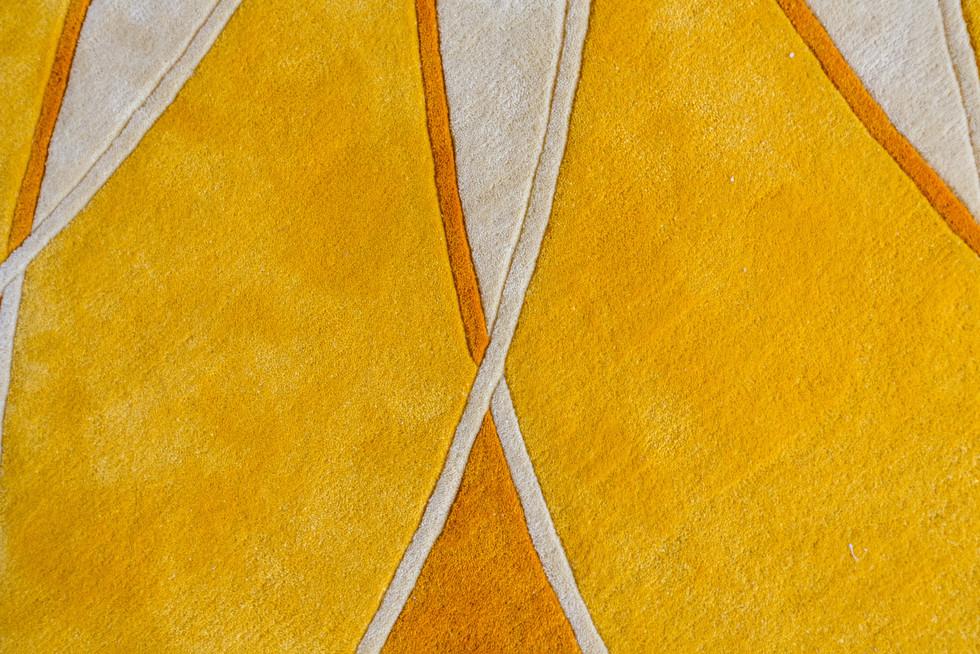 Ivar London - Axe rug