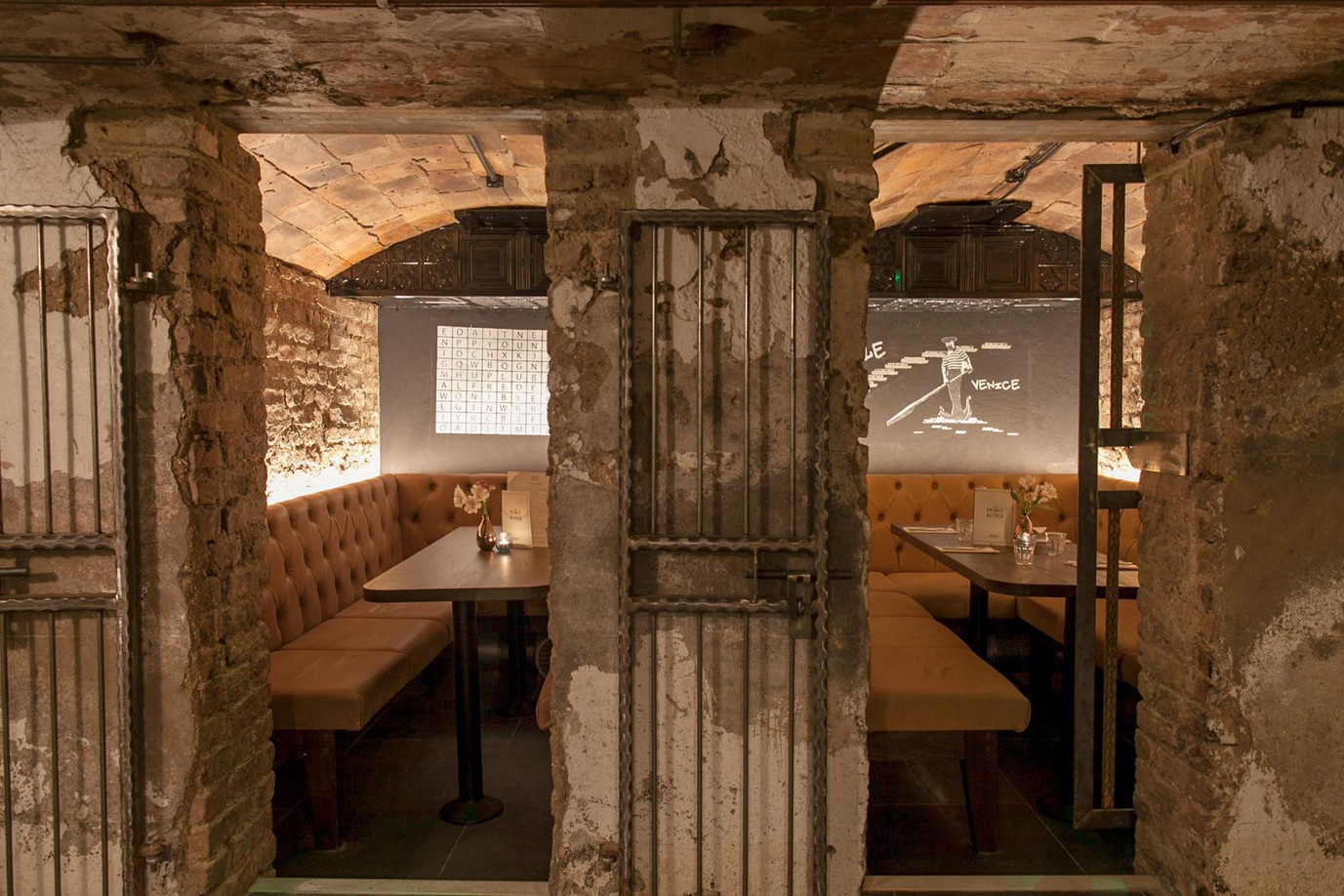 The Prince Alfred Cellar