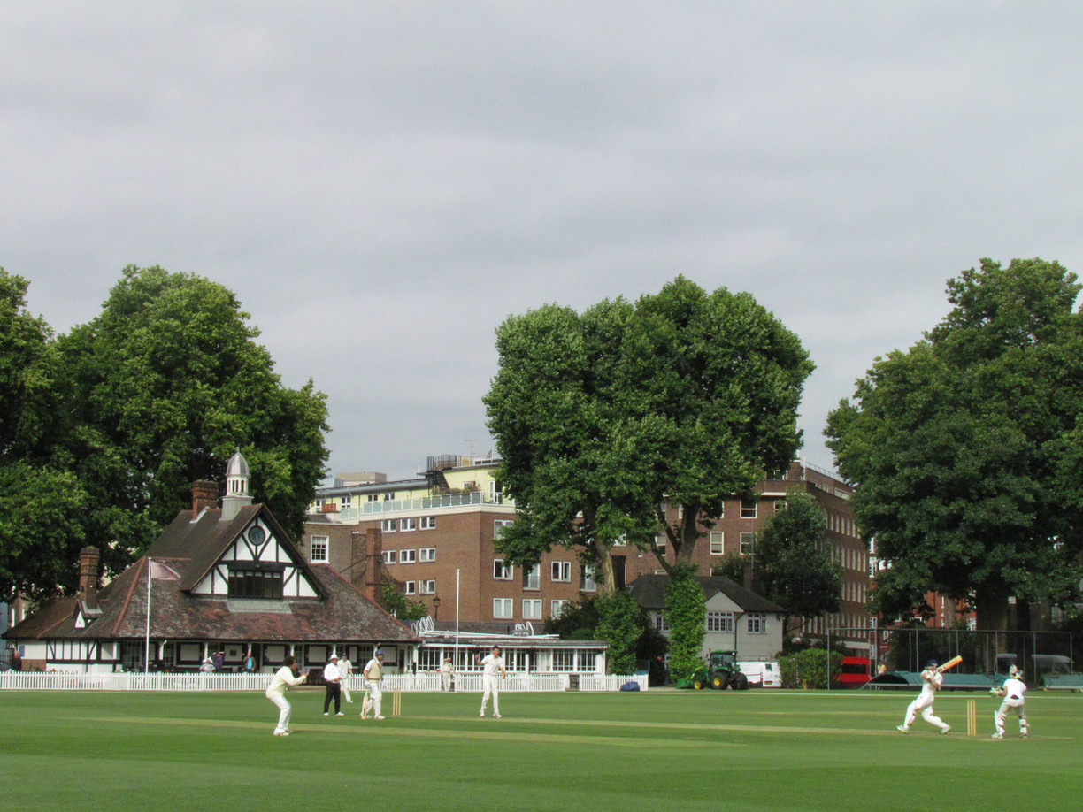 Vincent Square Cricket Pavilion