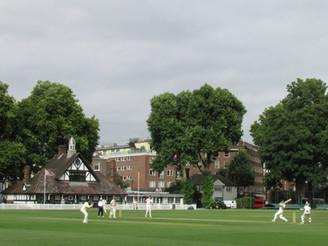 Vincent Square Cricket Pavilion