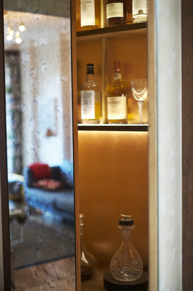 Ivar London - Will drinks cabinet