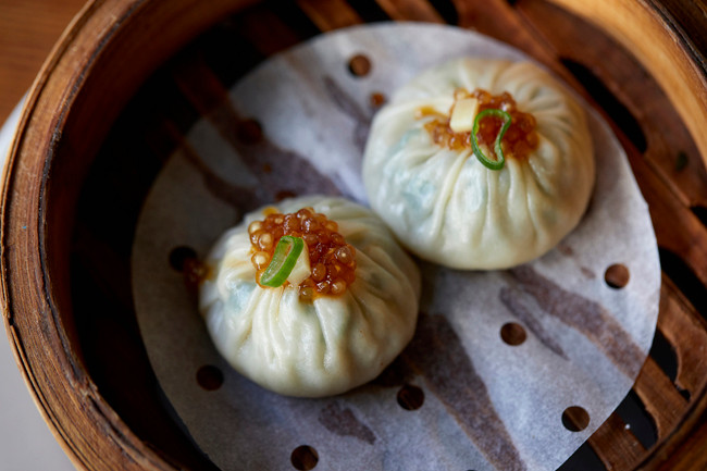 Shangai Steamed dumplings by A. Wong