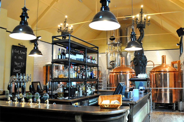 The George & Dragon Brewery