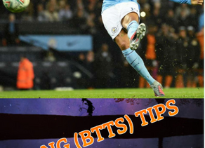 GG-NG (BTTS) TIPS SEPTEMBER 2020