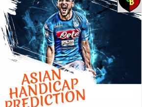 ASIAN HANDICAP PREDICTIONS NOVEMBER 2020