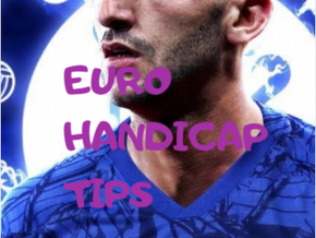 EURO HANDICAP TIPS NOVEMBER 2020