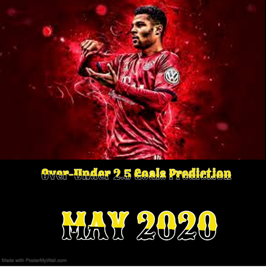 Over-Under 2.5 Prediction