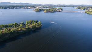 Lake Hamilton Bridge