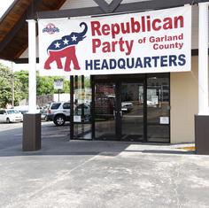 Republican Party Sign