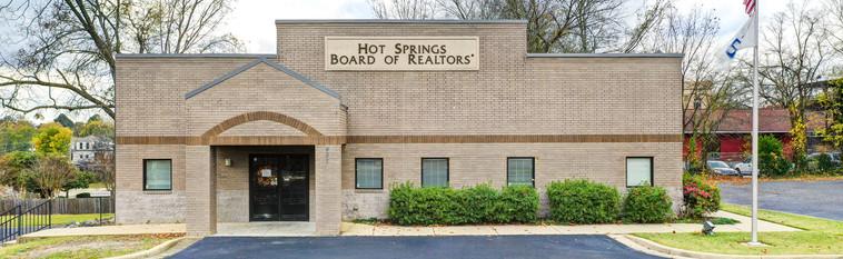 Hot Springs Board of Realtors Board Office